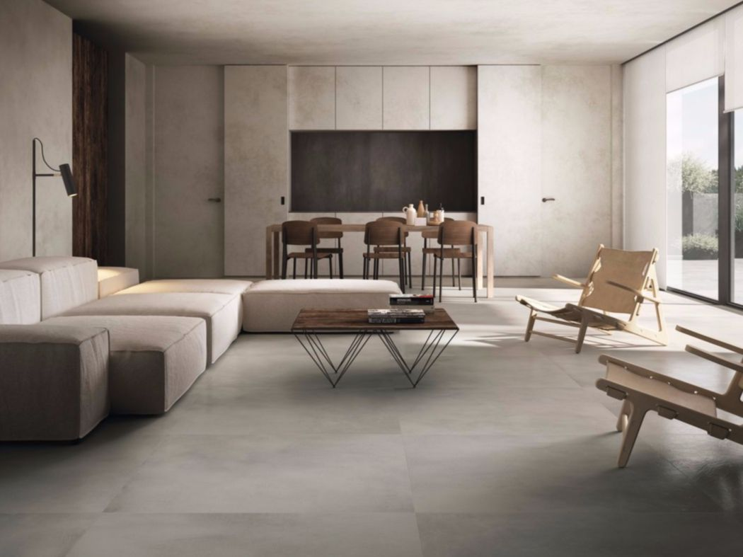 Gres Porcellanato Prezzi Bassi pavimenti gres porcellanato effetto cemento prezzo più basso