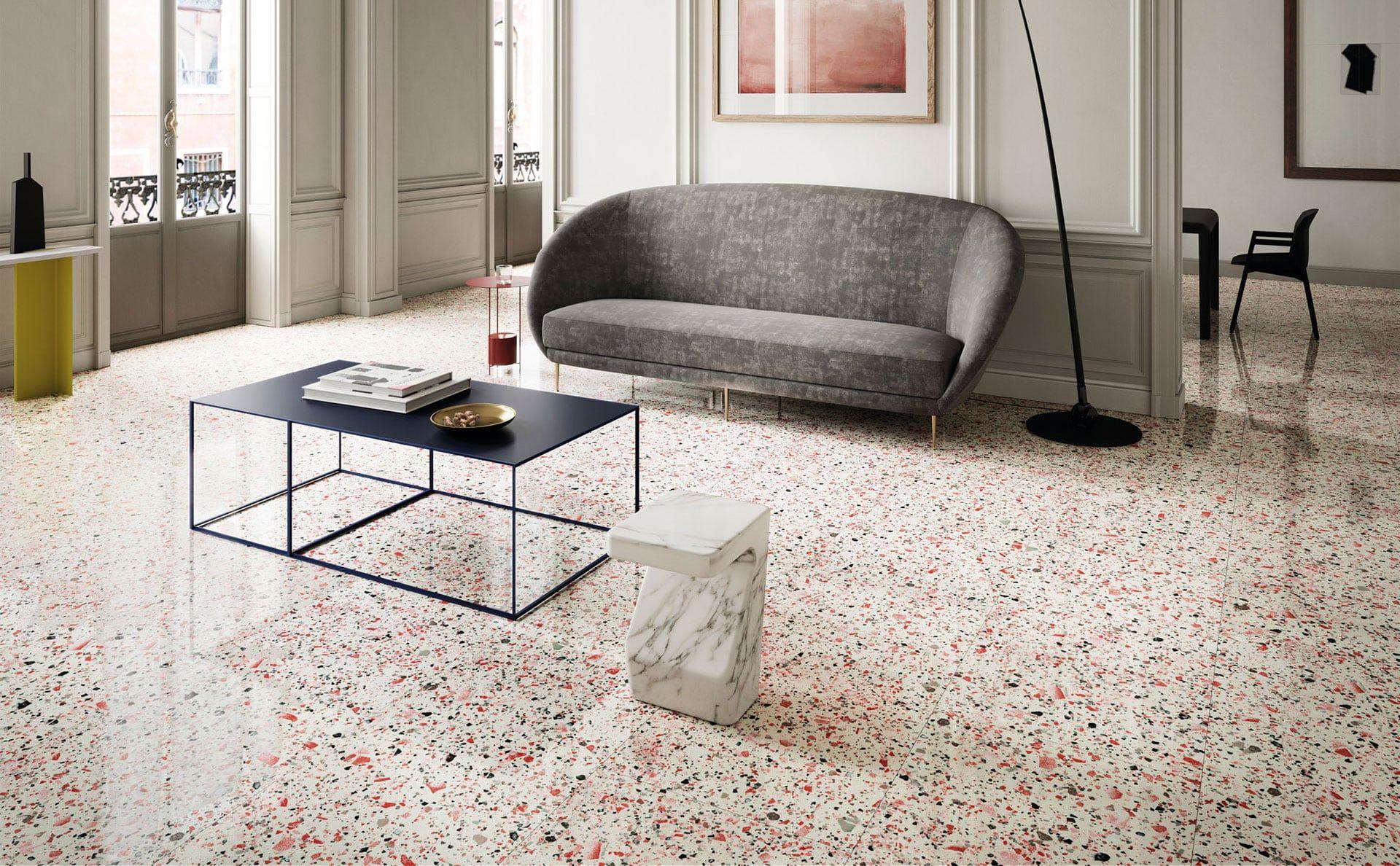 Piastrelle Seminato Alla Veneziana pavimenti gres porcellanato terrazzo veneziano prezzo più