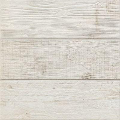 Popolare Rondine Pavimento per esterno effetto legno Bianco 34x34 cm J86175 OR66