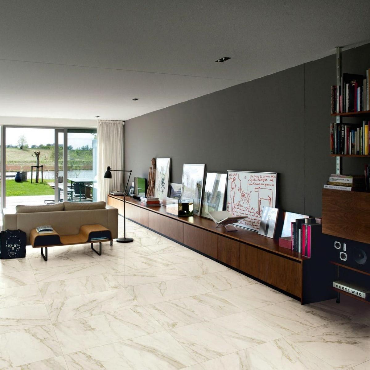 Gres Porcellanato Prezzi Bassi dettagli su marazzi preview ivory lux 58x116 cm m0j7 casa39 gres  porcellanato effetto marmo